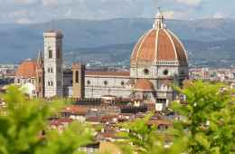 View of the Florence's Cathedral
