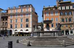 Walking tours of Rome