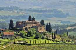 View of the Chianti