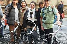 Bike Tour of the most important monuments and squares in Florence