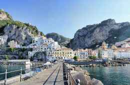 3 days amalfi tour from Rome