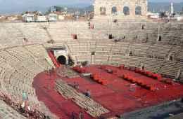 visit of Verona Arena