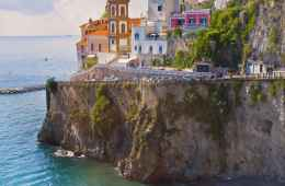tour of amalfi from Naples