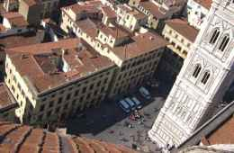 Visit to Florence Cathedral - Brunelleschi's Dome
