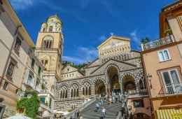 tour of amalfi coast from naples