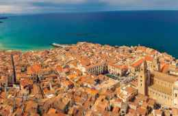 private transfer from palermo airport to cefalù