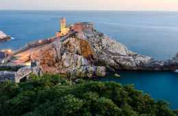 Portovenere and Poet's Gulf