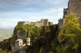 7-Days Escorted Tour of Sicily - Erice Castle