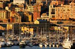 walking tour of Genoa