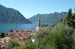 Private transfer - panorama of como italy