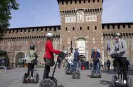 Guided tour of Milan by Segway