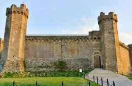 Montalcino Castle tour