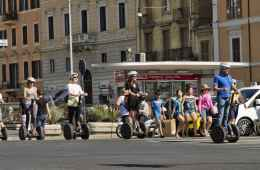 Segway tour in Rome