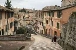 tour of perugia with a guide