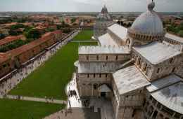 View of Pisa Cathedral