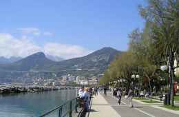 Seaside of Salerno