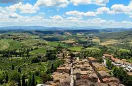 Visit San Gimignano in one day