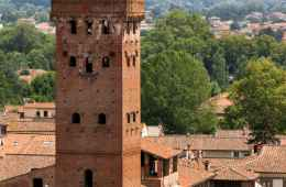 Tour of the most important monuments, sights and squares in Lucca and Pisa (Tuscany)