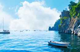 Boat tour in Positano and Amalfi