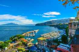 9 days escorted tour of Italy