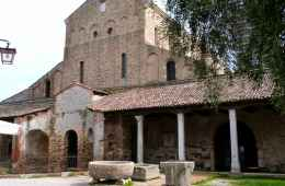 curch in torcello