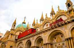 St Mark's Basilica in Venice