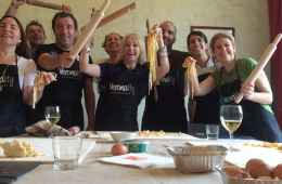 Small group cooking class with a professional Chef in the Centre of Verona