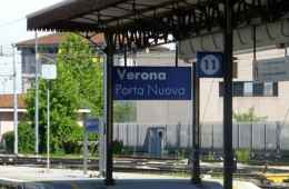 Transfer from Verona station