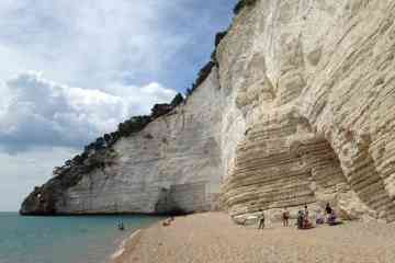 Group tour by Boat discovering the Gargano Coast and Caves