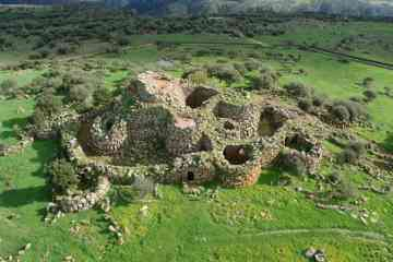 Half-day Tour to Orroli and its archaeological site, departing from Cagliari