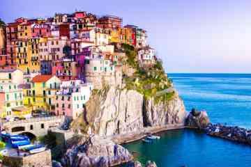 Escursione in giornata alle Cinque Terre, con partenza da Milano