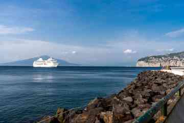 Shore Excursions Napoli e Sorrento