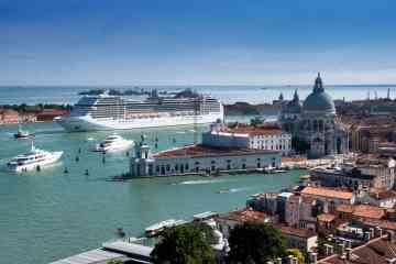 Shore Excursions in Venice