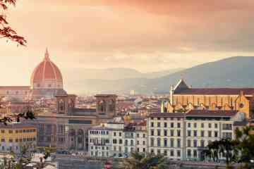 3-Hours Private Tour of the historic centre of Florence