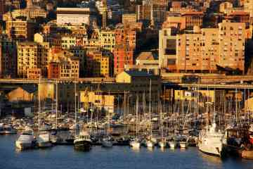 Walking Tours in Genoa & Liguria
