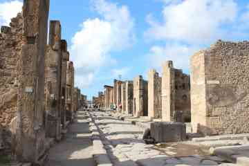 Best tours and activities for Pompeii