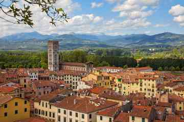 Best tours and activities for Lucca