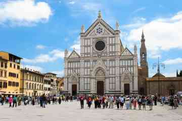 Best tours and activities for Basilica of Santa Croce