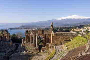 Best tours and activities for Taormina