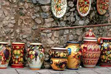 Tour di 5 giorni da Roma a Napoli, Pompei, Sorrento, Capri e Costiera Amalfitana