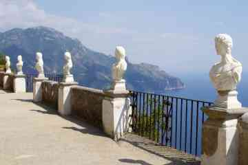 Group Tour to the Amalfi Coast, Departing from Sorrento