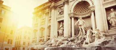 Discover Rome by Golf Cart