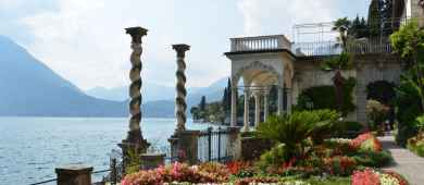 Day trip to the Lake Como