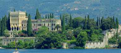 Gardone riviera tour