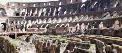 Colosseum small Group