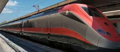 Day trip to Verona by high speed train