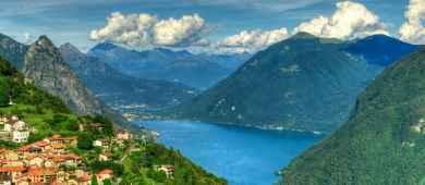 Lugano Lake Tour
