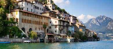 Lugano Tour from Milan