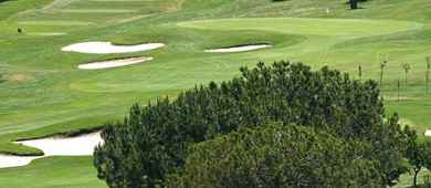 Golf Course at Castelgandolfo