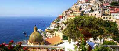 Terrace of Positano